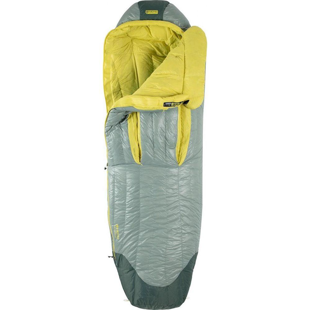 ニーモ イクイップメント NEMO Equipment Inc. レディース ハイキング・登山 【Riff 30 Sleeping Bag: 30 - Degree Down】Dorado/Lichen