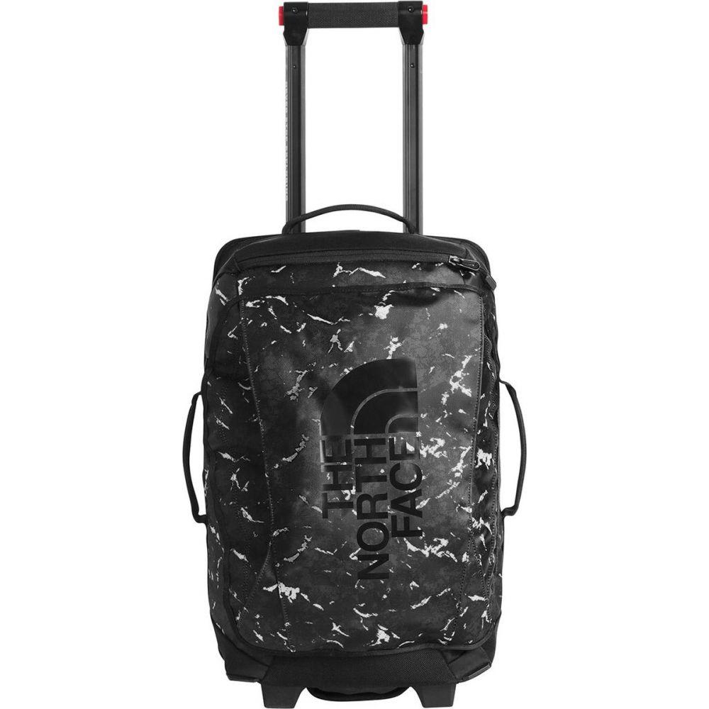 ザ ノースフェイス The North Face レディース スーツケース・キャリーバッグ バッグ【Rolling Thunder 22in Carry - On Bag】TNF Black Mountain Abstract Print/TNF Black