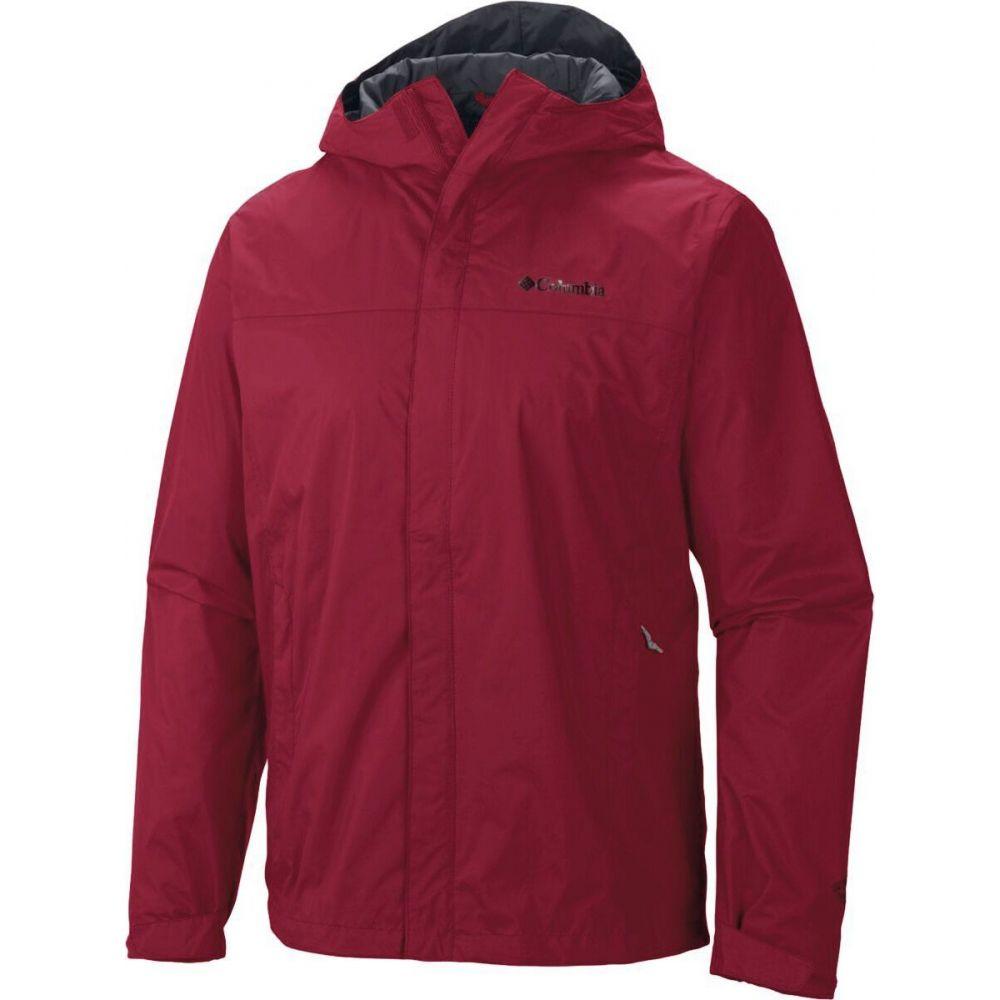 コロンビア Columbia メンズ レインコート アウター【Watertight II Jacket】Red Jasper