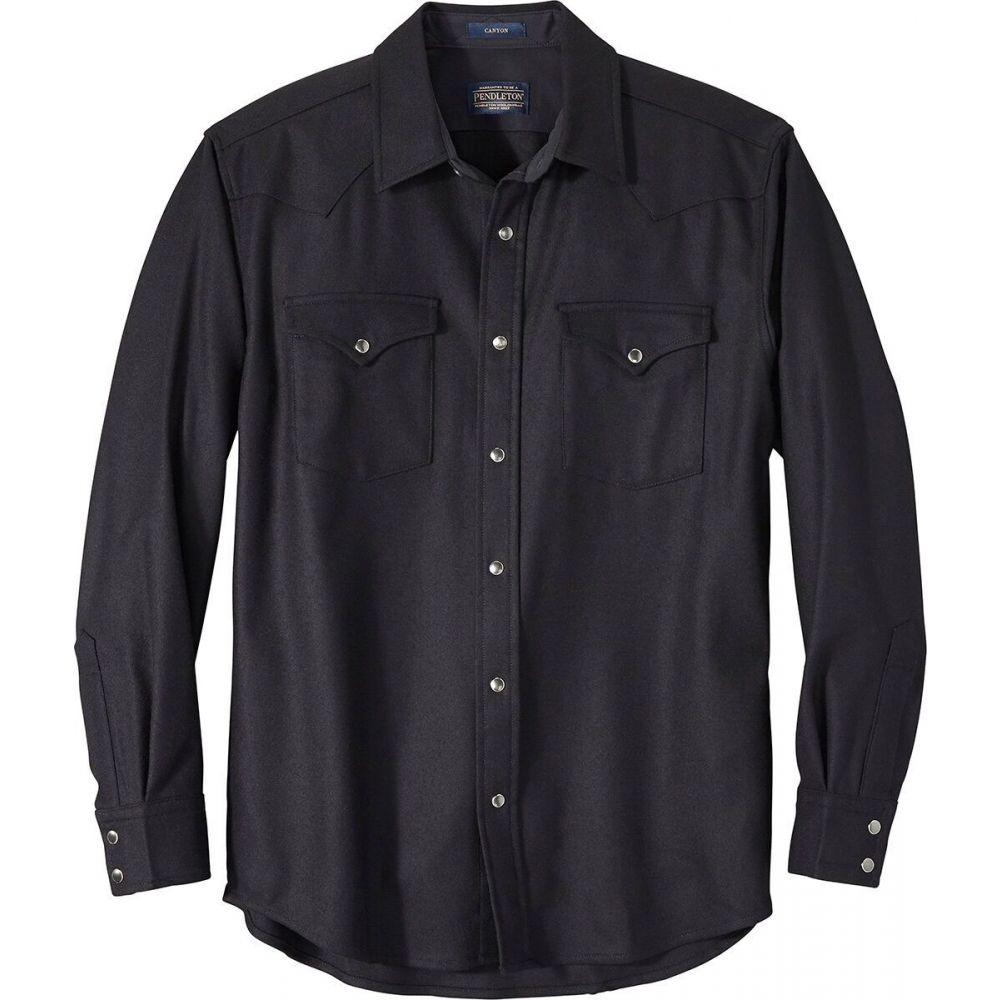 ペンドルトン Pendleton メンズ シャツ トップス【Canyon Shirt】Black