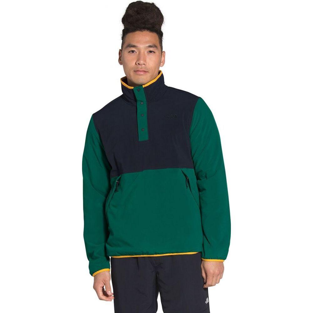 ザ ノースフェイス The North Face メンズ スウェット・トレーナー トップス【Mountain Pullover Sweatshirt】Aviator Navy/Evergreen