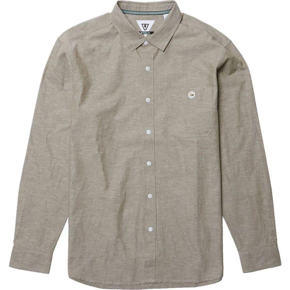 【お年玉セール特価】 ヴィスラ Vissla メンズ シャツ トップス【Sets Long - Sleeve Eco Shirt】Surplus, 靴下924足 5d24d956