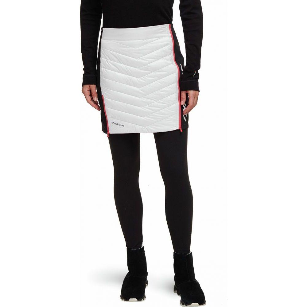 ダイナフィット Dynafit レディース スカート 【TLT Primaloft Insulated Skirt】Nimbus