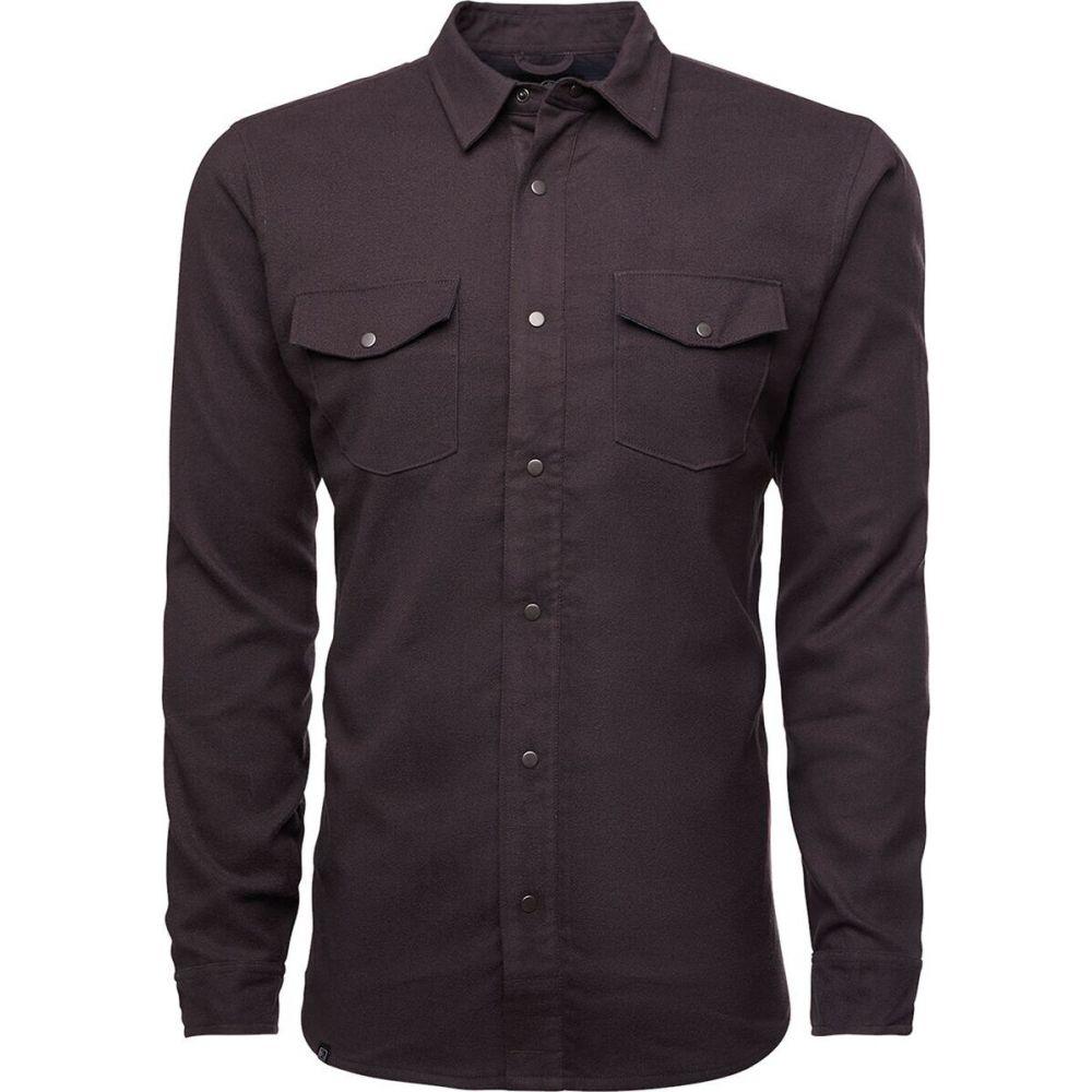 フライロウ Flylow メンズ シャツ トップス【Brose Work Shirt】Charcoal