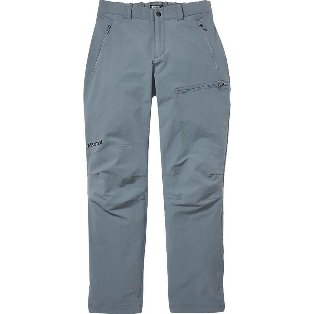 <title>マーモット メンズ ボトムス パンツ Steel Onyx 10%OFF サイズ交換無料 Marmot ソフトシェル Scree Softshell Pants</title>