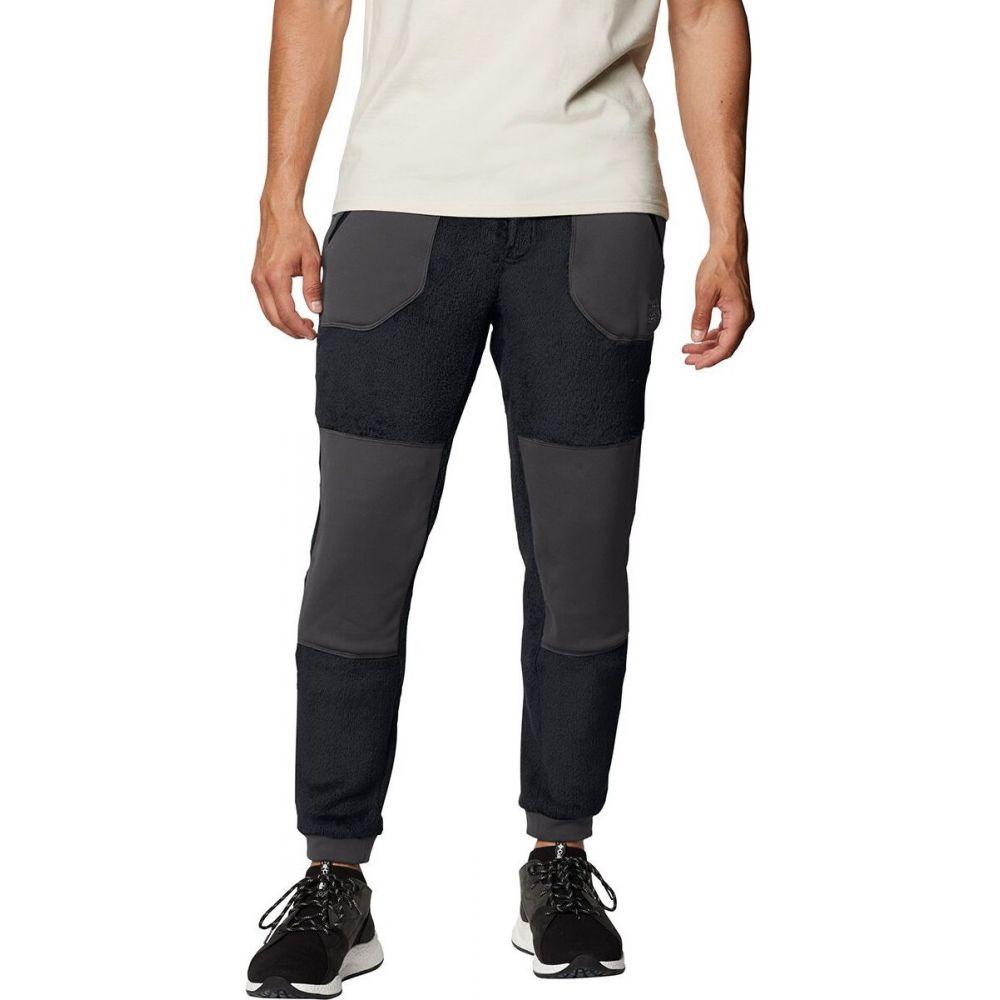 マウンテンハードウェア Mountain Hardwear メンズ ボトムス・パンツ 【Monkey Man 2 Fleece Pant】Black