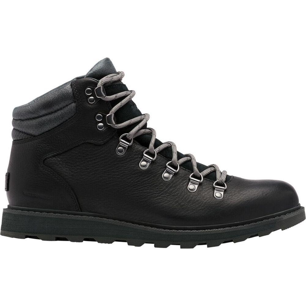 ソレル Sorel メンズ ブーツ シューズ・靴【Madson Hiker II WP Boot】Black