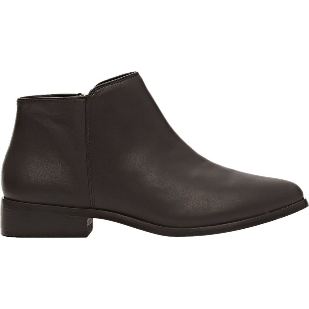 Nisolo レディース ブーツ シューズ・靴【Lana Boot】Black Rubber