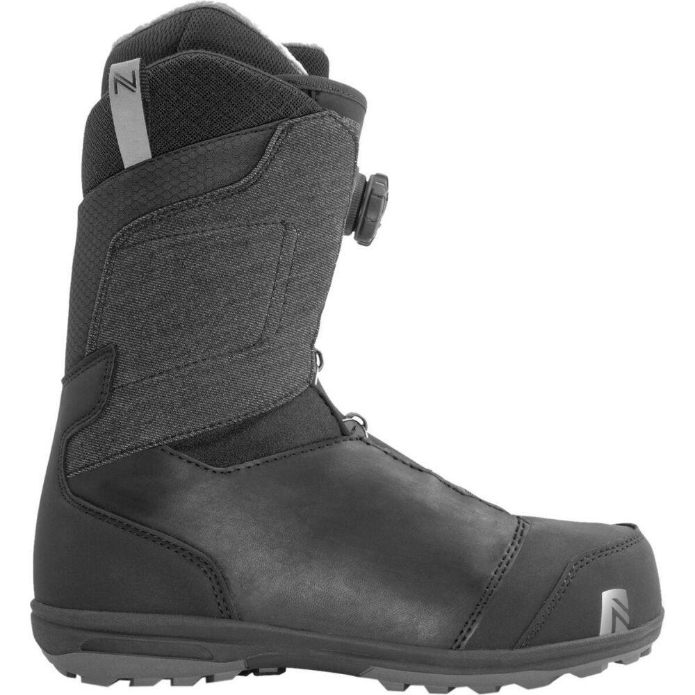 ニデッカー メンズ スキー お得 2020 スノーボード シューズ 靴 Black サイズ交換無料 Boa Snowboard Nidecker Aero Boot Coiler ブーツ
