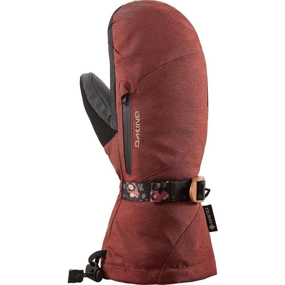 ダカイン 激安挑戦中 レディース ファッション小物 おしゃれ 手袋 グローブ Dark サイズ交換無料 DAKINE Rose Sequoia Mitten ミトン