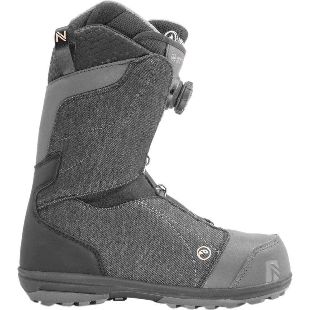ニデッカー レディース スキー スノーボード シューズ 靴 毎日激安特売で 営業中です Black サイズ交換無料 安い 激安 プチプラ 高品質 Boot Onyx ブーツ Coiler Snowboard Boa Nidecker