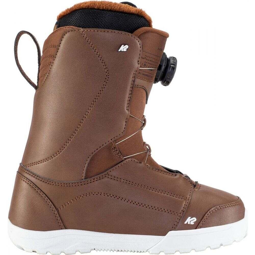 正規逆輸入品 ケーツー レディース スキー スノーボード セール特価品 シューズ 靴 Brown Boot Boa K2 Haven ブーツ サイズ交換無料 Snowboard