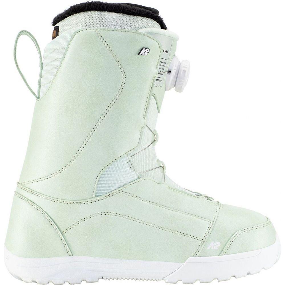 ケーツー レディース スキー スノーボード シューズ 靴 Mint サイズ交換無料 Haven Snowboard Boa 期間限定 K2 ブーツ Boot 今季も再入荷
