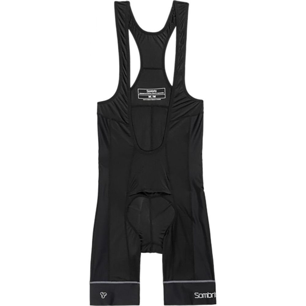 ソンブリオ メンズ WEB限定 自転車 ボトムス パンツ 好評 Black サイズ交換無料 Sombrio Short ビブパンツ Crank ショートパンツ Liner Bib