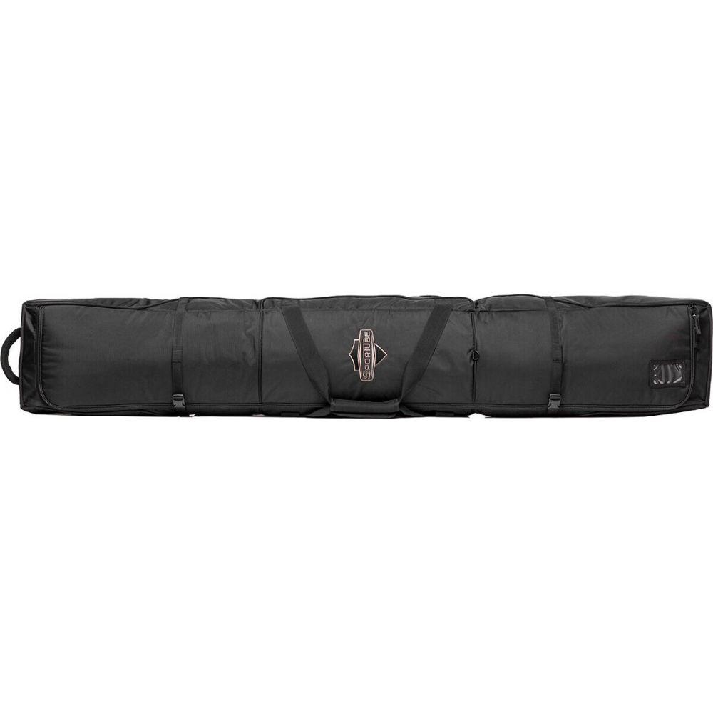 スポーチューブ ユニセックス スキー スノーボード Black レビューを書けば送料当店負担 Stealth サイズ交換無料 Shield Ski 使い勝手の良い 2 Sportube Bag バッグ