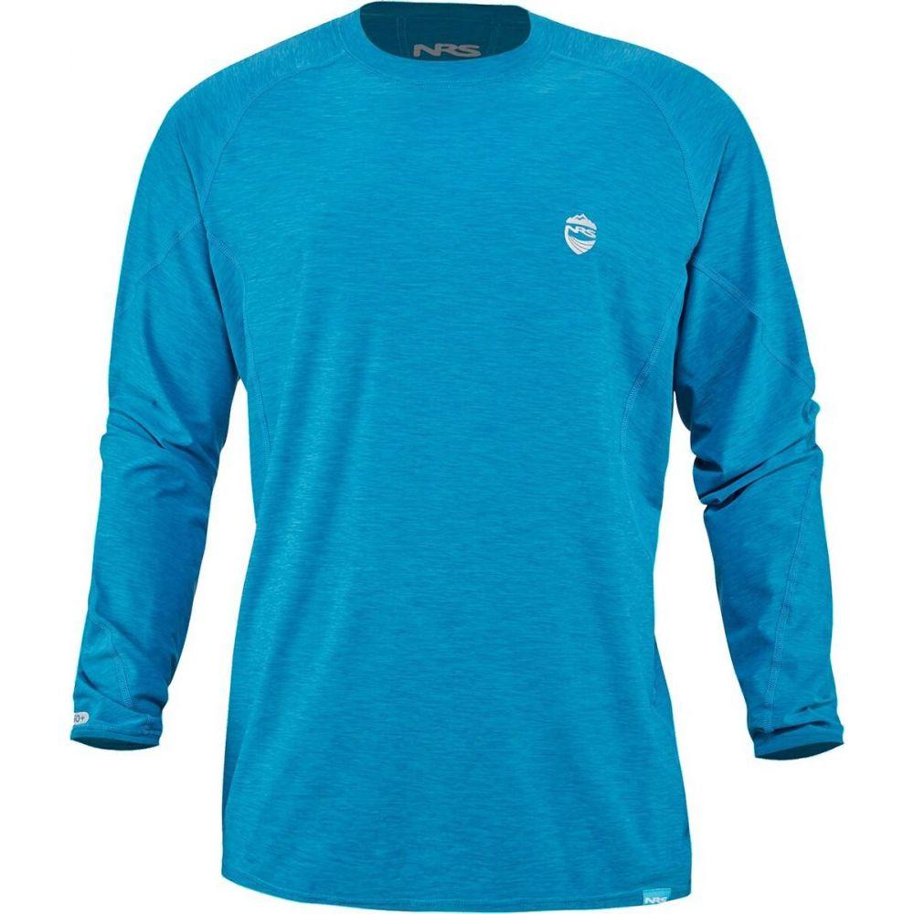 激安ブランド エヌアールエス NRS メンズ 長袖Tシャツ トップス【H2Core Silkweight Long - Sleeve Shirt】Fjord, 正直屋 26918494