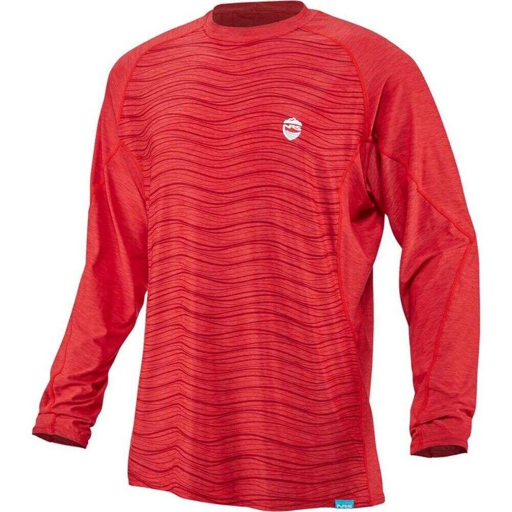 【 開梱 設置?無料 】 エヌアールエス NRS メンズ 長袖Tシャツ トップス【H2Core Silkweight Long - Sleeve Shirt】Salsa, K-ユニフォーム 75876f84