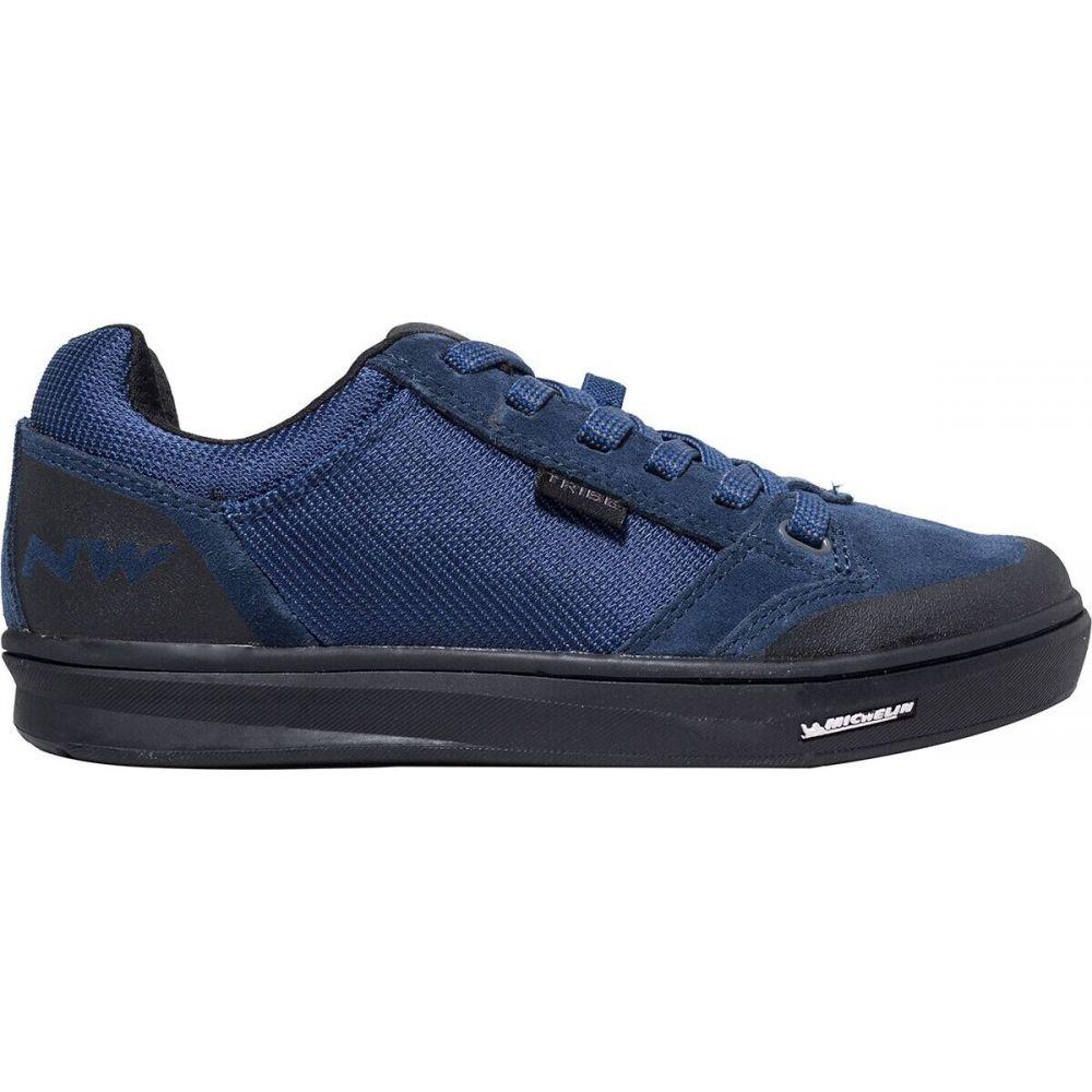 <title>ノースウェーブ メンズ 自転車 シューズ 靴 Dark Blue サイズ交換無料 Northwave Tribe 激安卸販売新品 Cycling Shoe</title>