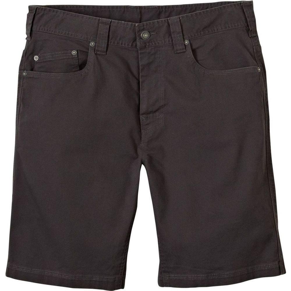 【超新作】 プラーナ Prana メンズ ショートパンツ ボトムス・パンツ【Bronson Short】Charcoal, イイダシ 7545f560