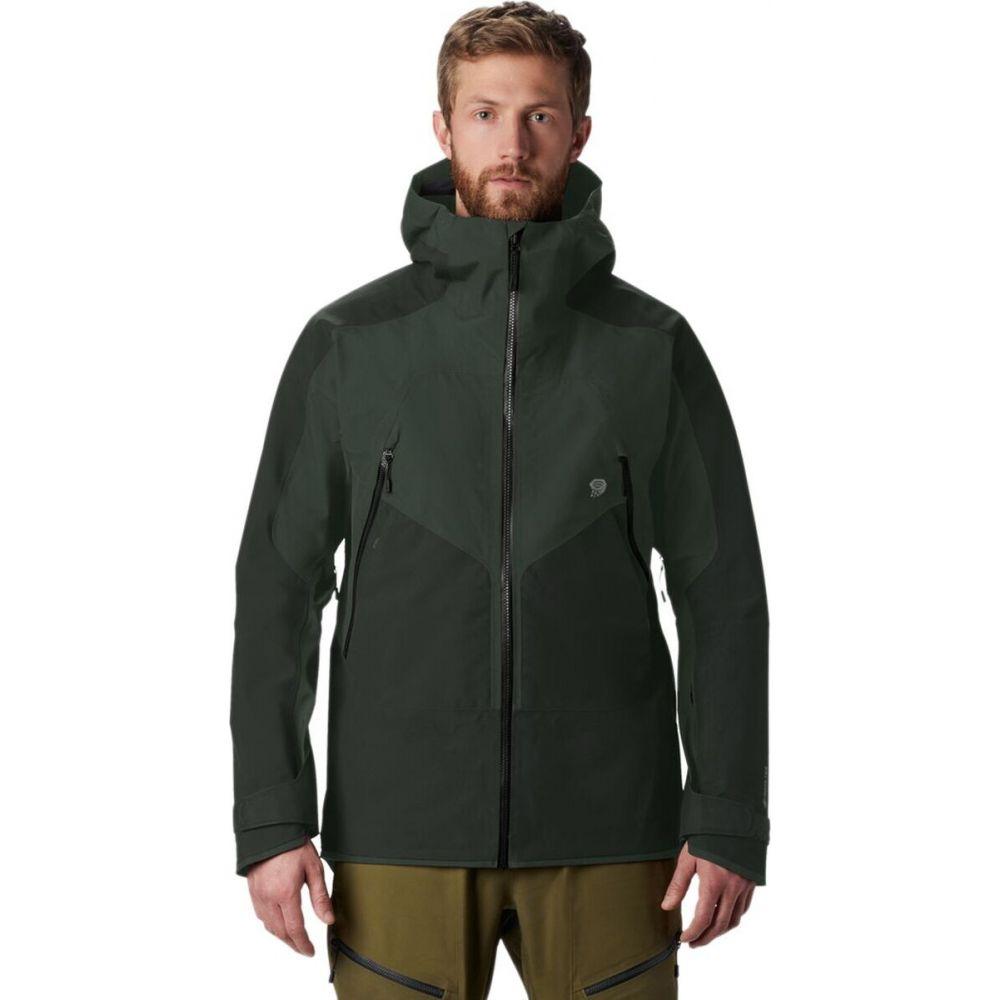 マウンテンハードウェア メンズ スキー スノーボード アウター Black Sage サイズ交換無料 Boundary Jacket Hardwear GTX 超激得SALE ジャケット Ridge オンラインショップ Mountain 3L