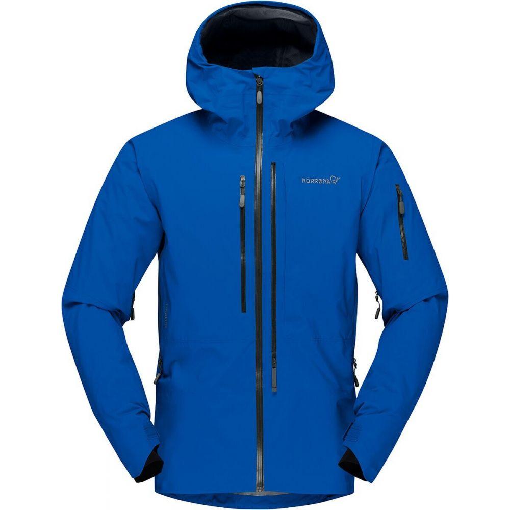 入荷中 ノローナ Norrona メンズ スキー・スノーボード ジャケット アウター【Lofoten GORE - TEX Pro Jacket】Olympian Blue, Phoenix通販 bd333e32