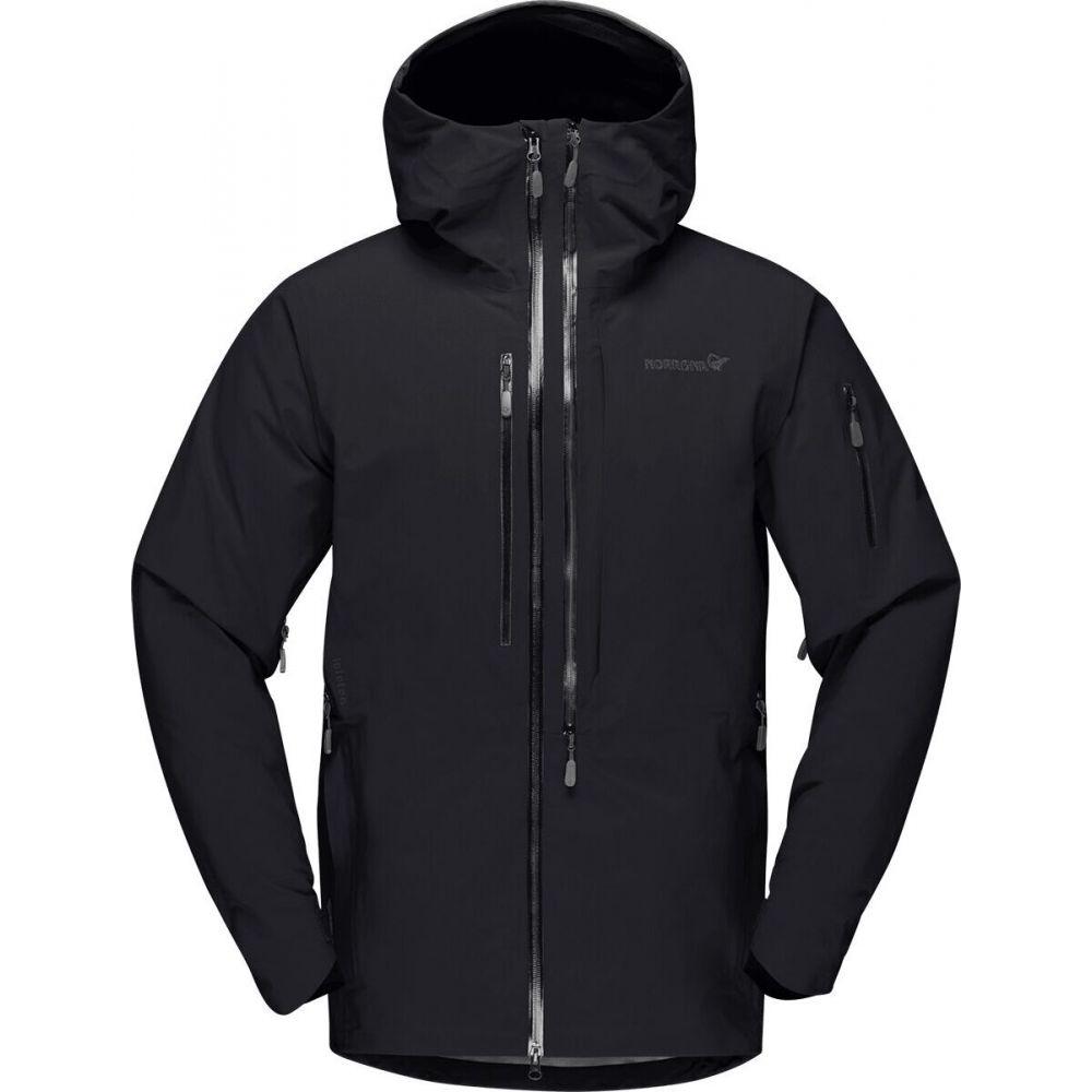 新しいスタイル ノローナ Norrona メンズ スキー・スノーボード ジャケット アウター【Lofoten Gore - Tex Pro Plus Jacket】Caviar, 垂水市 361d47df