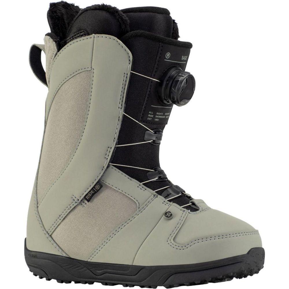 ライド レディース スキー 驚きの値段で スノーボード シューズ 靴 Moss Snowboard Sage Boa Boot Ride ブーツ サイズ交換無料 送料0円