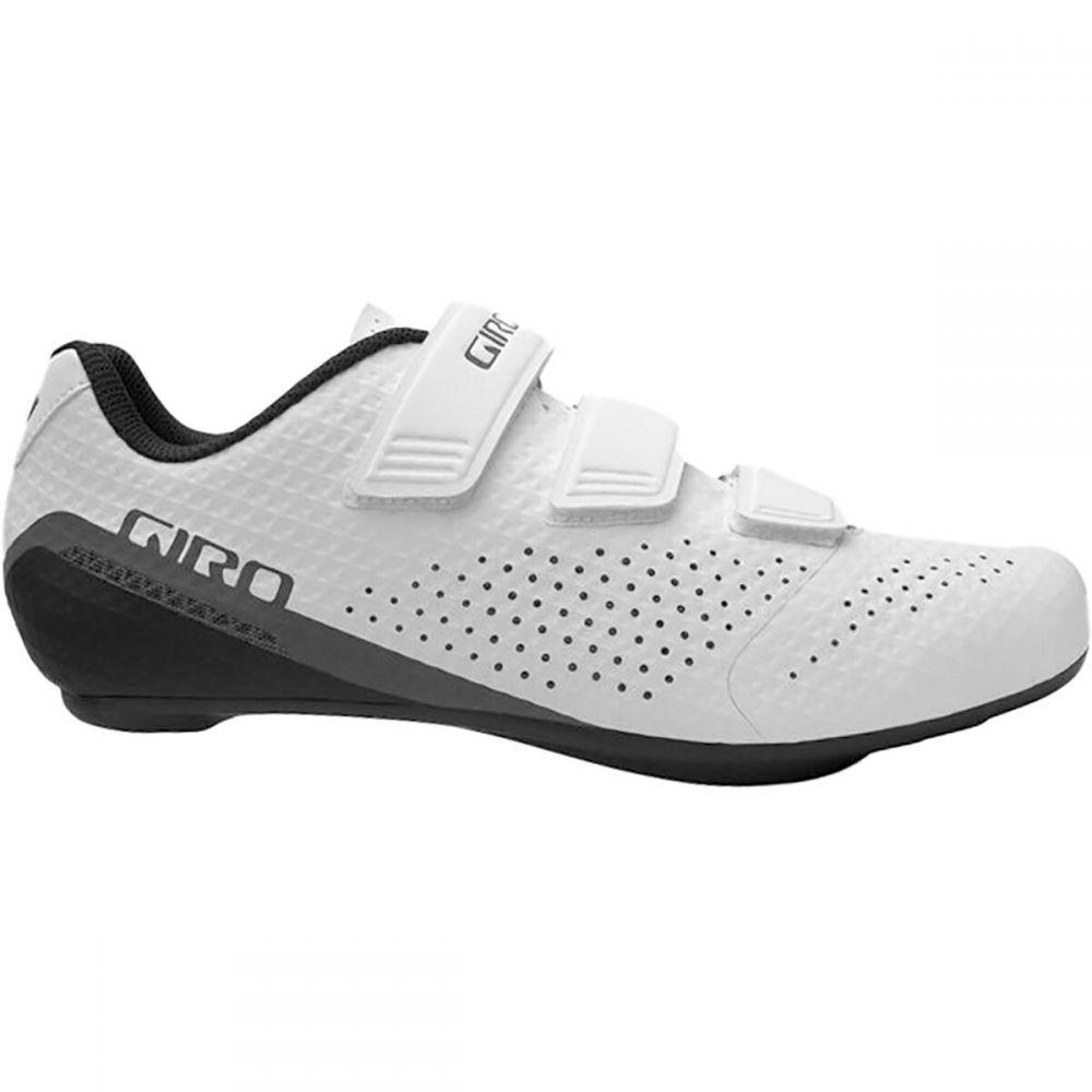 ランキングTOP5 ジロ メンズ 新作 自転車 シューズ 靴 White Giro Stylus Shoe Cycling サイズ交換無料