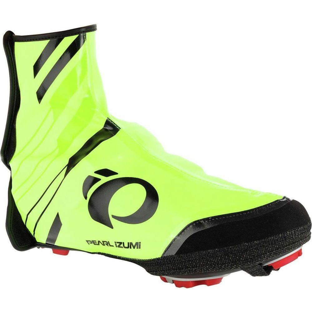 パールイズミ ユニセックス 自転車 お気にいる Screaming Yellow サイズ交換無料 PEARL iZUMi MTB WxB P.R.O. 市販 Shoe Cover Barrier