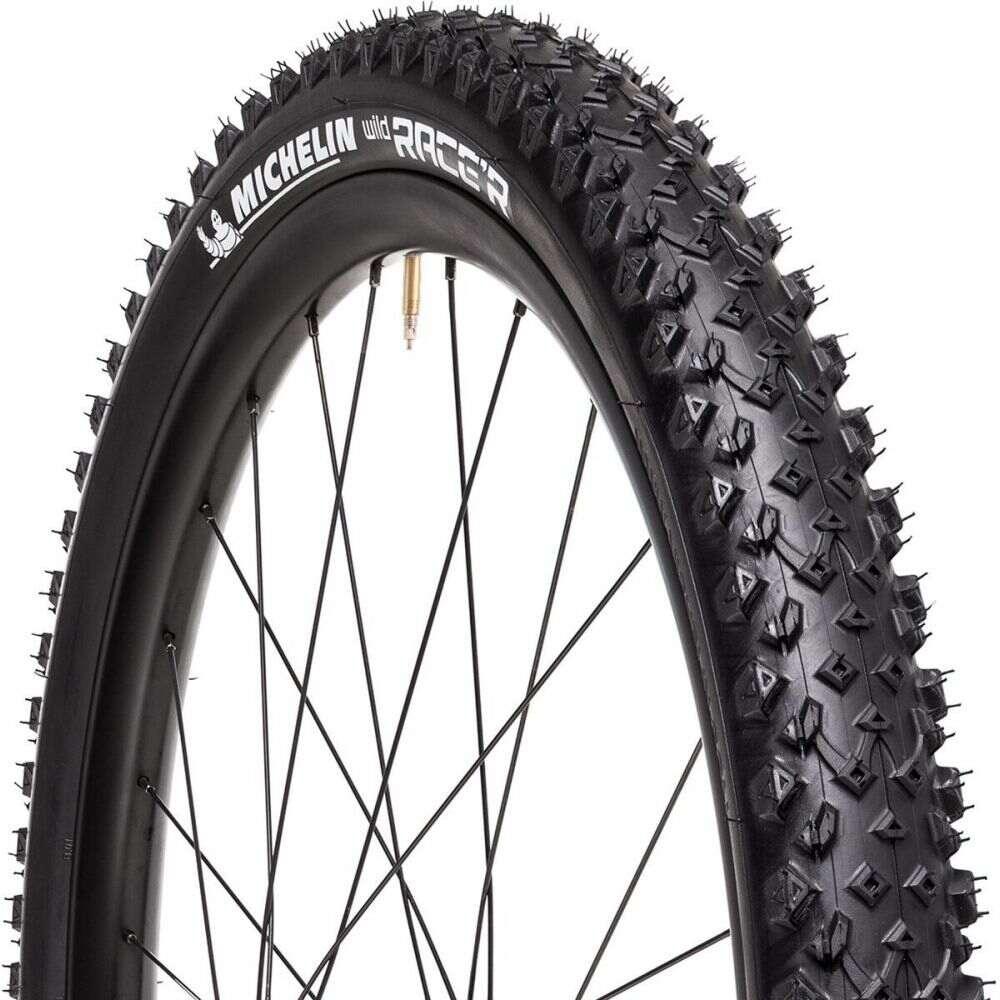 評価 ミシュラン ユニセックス 自転車 Black サイズ交換無料 Michelin Wild Tubeless Race'r 27.5in Advanced - Tire 商い