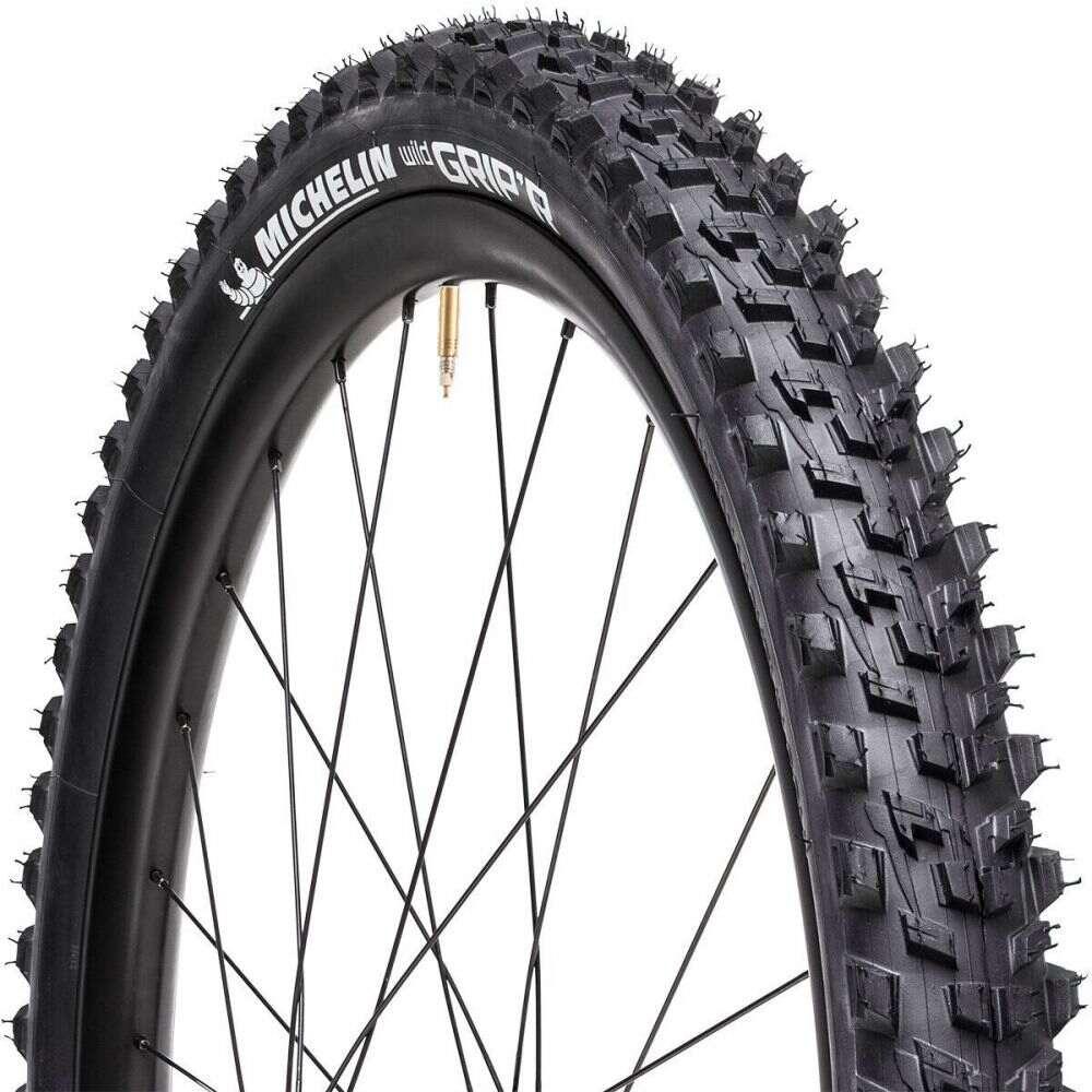 ミシュラン ユニセックス 自転車 Black サイズ交換無料 Michelin 27.5in 贈呈 お買得 Race'r Tire Wild - Tubeless