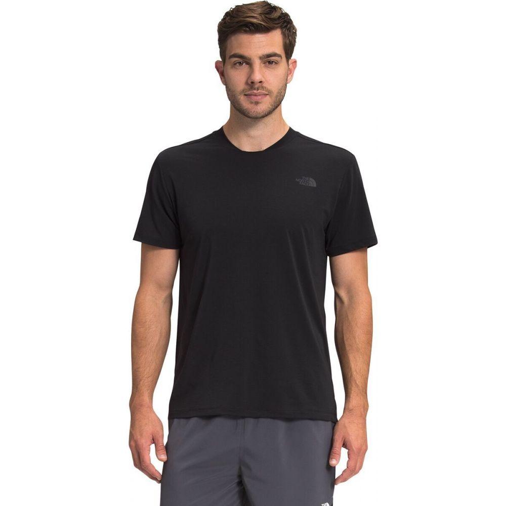 ザ ノースフェイス メンズ 品質検査済 ハイキング 登山 トップス TNF Black サイズ交換無料 Shirt The Wander North Face 価格 交渉 送料無料 - Short Sleeve