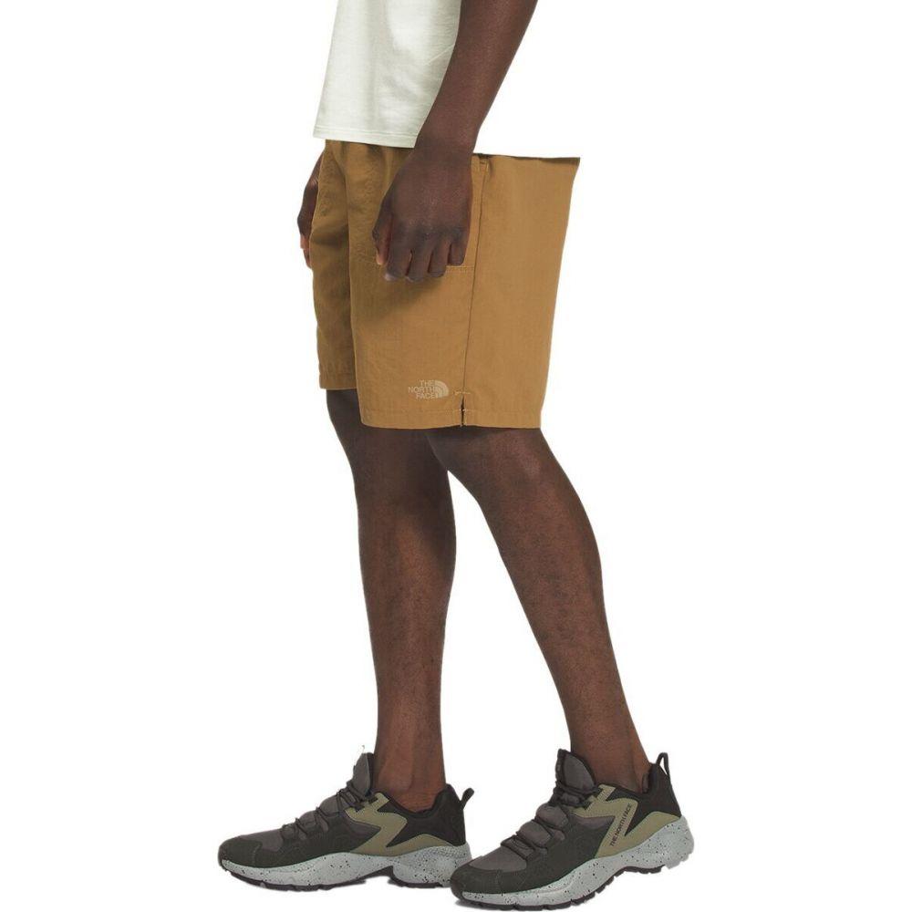 卓越 ザ ノースフェイス メンズ ハイキング 登山 ボトムス 定価の67%OFF パンツ Utility Brown サイズ交換無料 Short On - Pull North Adventure The ショートパンツ Face