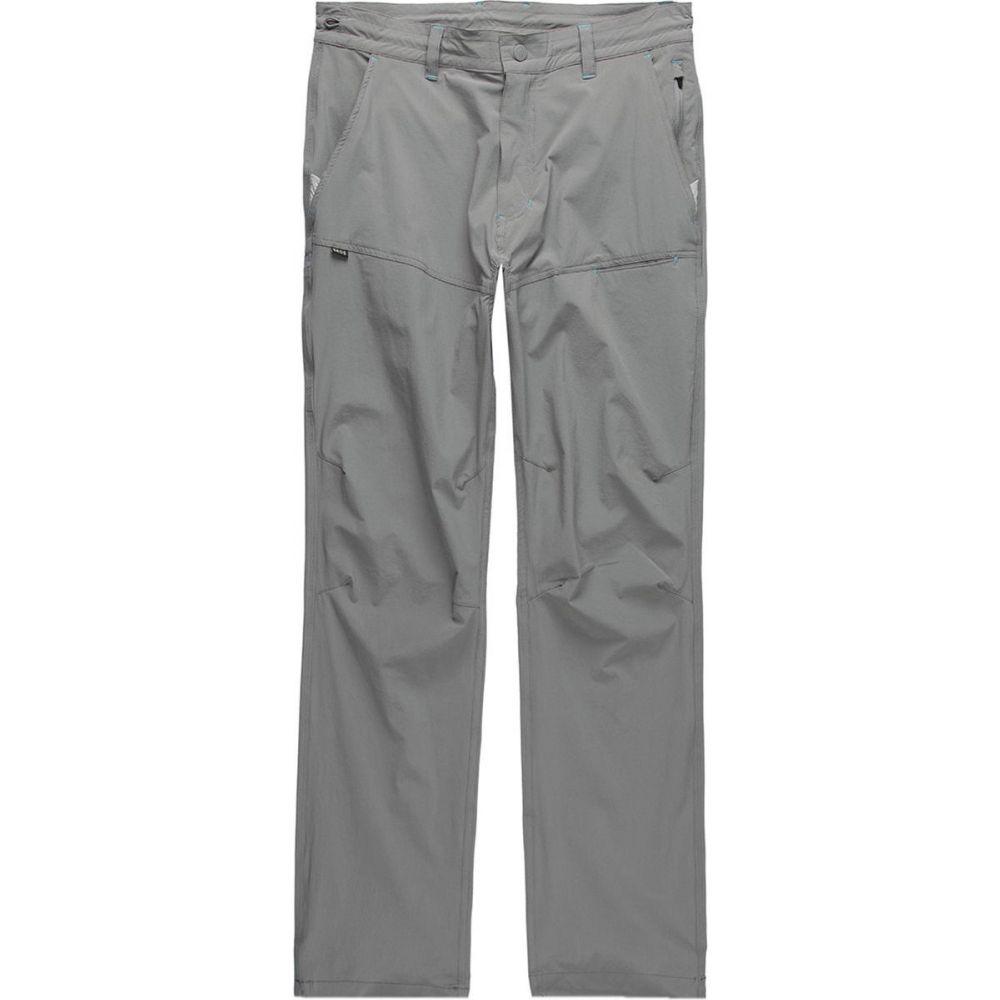 ホウラーブラザーズ Howler Brothers メンズ ハイキング・登山 ボトムス・パンツ【Shoalwater Tech Pant】Light Grey