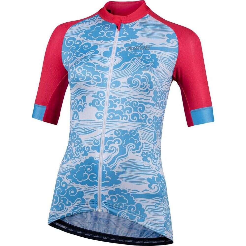 ナリーニ レディース 自転車 トップス Light Blue Nalini Pink ついに入荷 結婚祝い Bas サイズ交換無料 Jersey Beijing2008