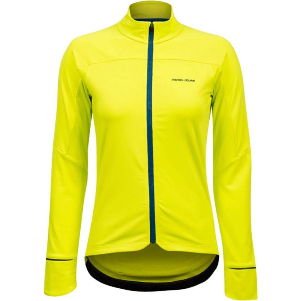 パールイズミ レディース 自転車 トップス Bio Lime Twilight iZUMi Attack Jersey サイズ交換無料 新作入荷 PEARL セール特別価格 Thermal