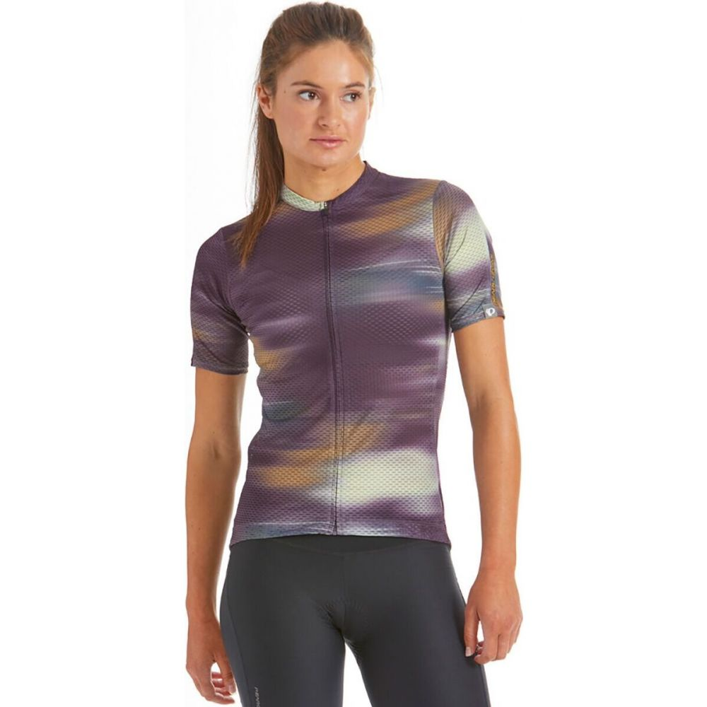 パールイズミ レディース 自転車 トップス 新品 Dark Violet Cirrus PEARL iZUMi Mesh 期間限定の激安セール サイズ交換無料 Jersey Pro