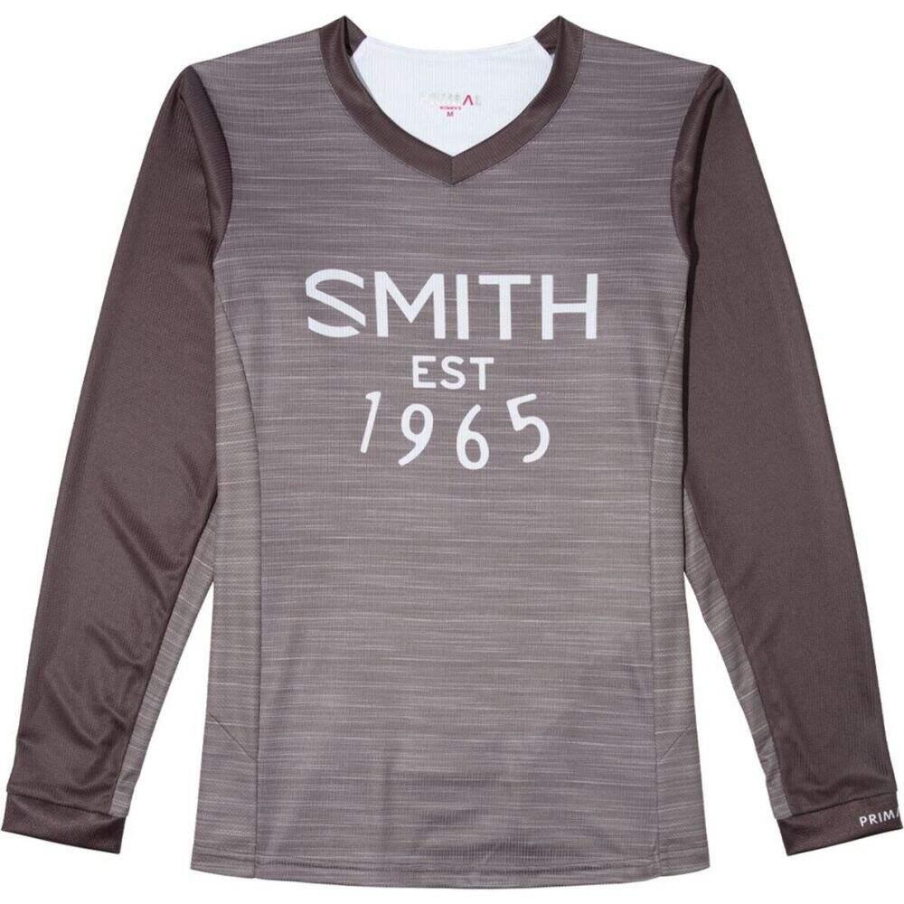 全商品オープニング価格 スミス レディース 自転車 トップス 低価格化 Heather Smith サイズ交換無料 Grey Jersey MTB