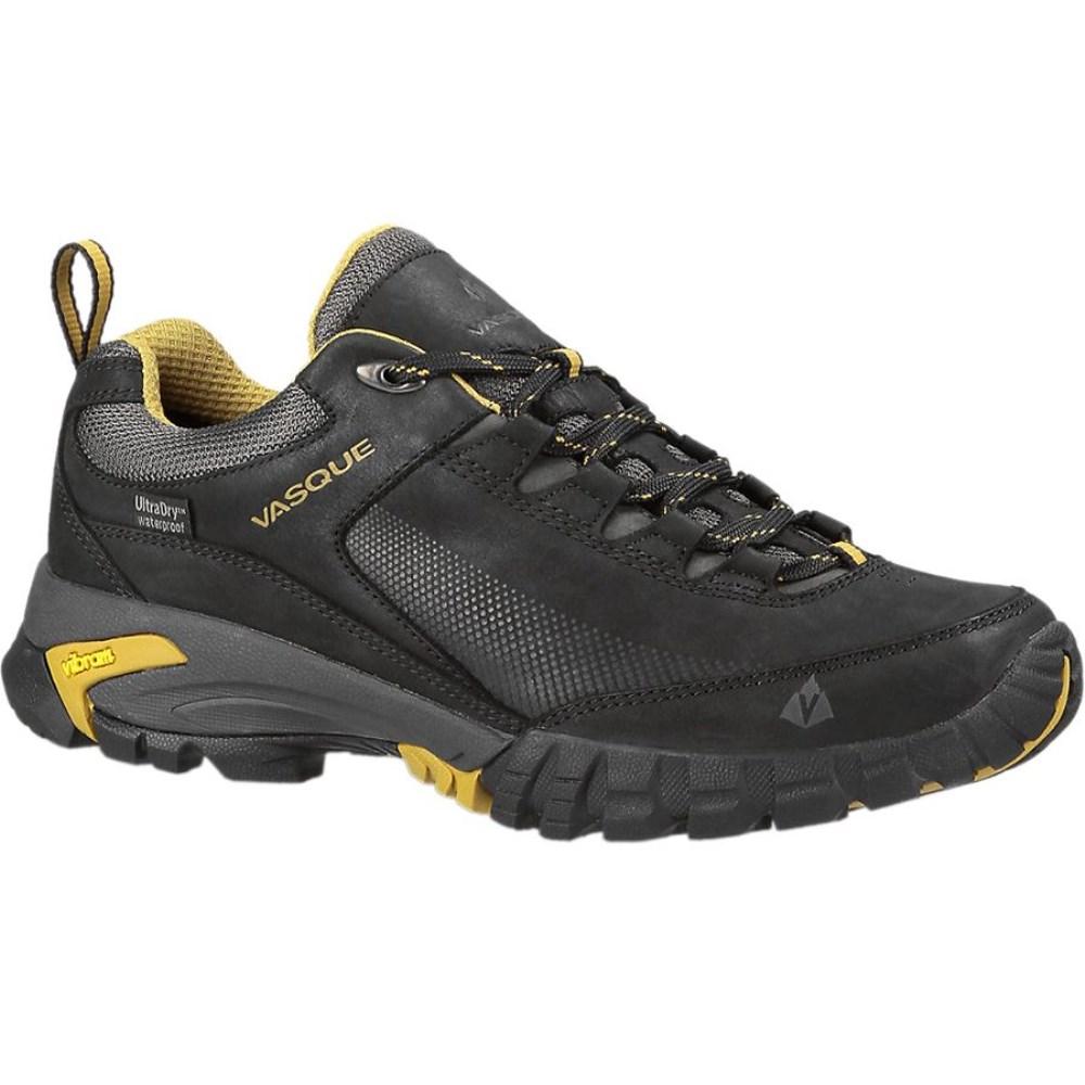 バスク Vasque メンズ ハイキング シューズ・靴【Talus Trek Low UltraDry Hiking Shoe】Black/Dried Tobacco