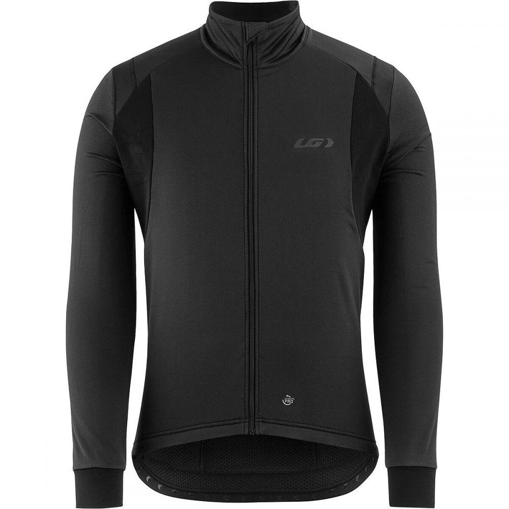 ルイガノ メンズ 自転車 トップス Black 【サイズ交換無料】 ルイガノ Louis Garneau メンズ 自転車 トップス【Thermal Edge Long-Sleeve Jersey】Black