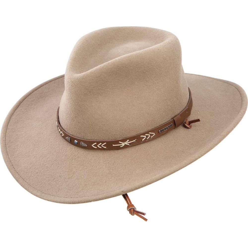 ステットソン メンズ 好評受付中 帽子 Driftwood サイズ交換無料 Hat Santa オンラインショップ Stetson Fe