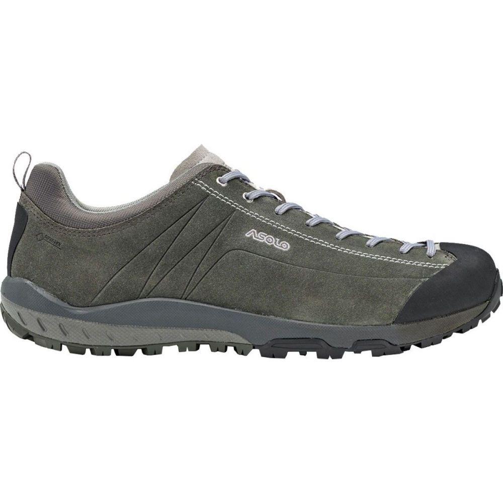 アゾロ 高い素材 メンズ ハイキング 登山 シューズ 靴 Beluga サイズ交換無料 Hiking Asolo 舗 Space Shoe GV