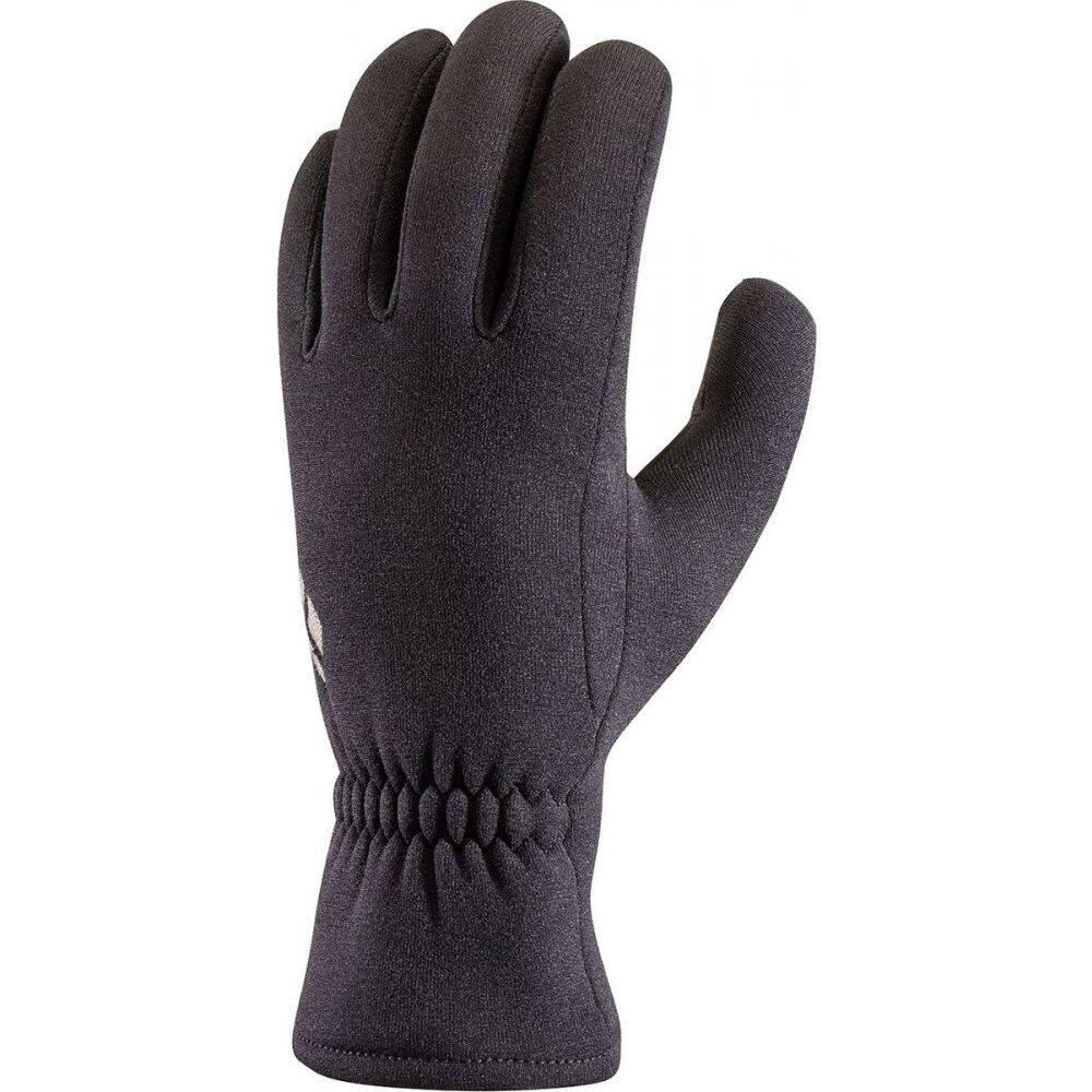 ブラックダイヤモンド メンズ 特売 ファッション小物 手袋 グローブ Black サイズ交換無料 Liner ScreenTap 豪華な Diamond Glove Midweight