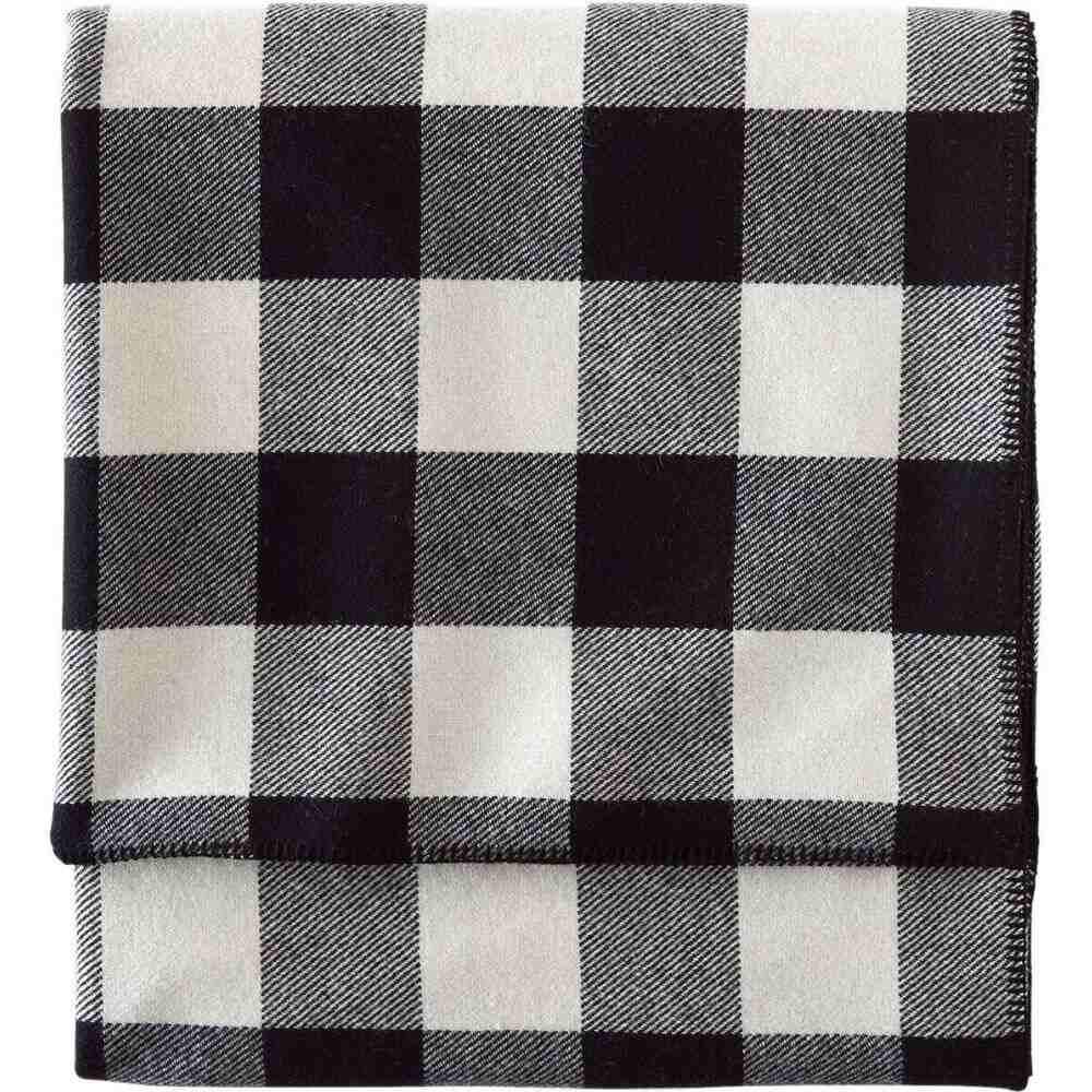 ペンドルトン ユニセックス 財布 時計 雑貨 Rob Roy 感謝価格 Ivory Wool Eco-Wise Pendleton Blanket サイズ交換無料 日本 ブランケット Washable