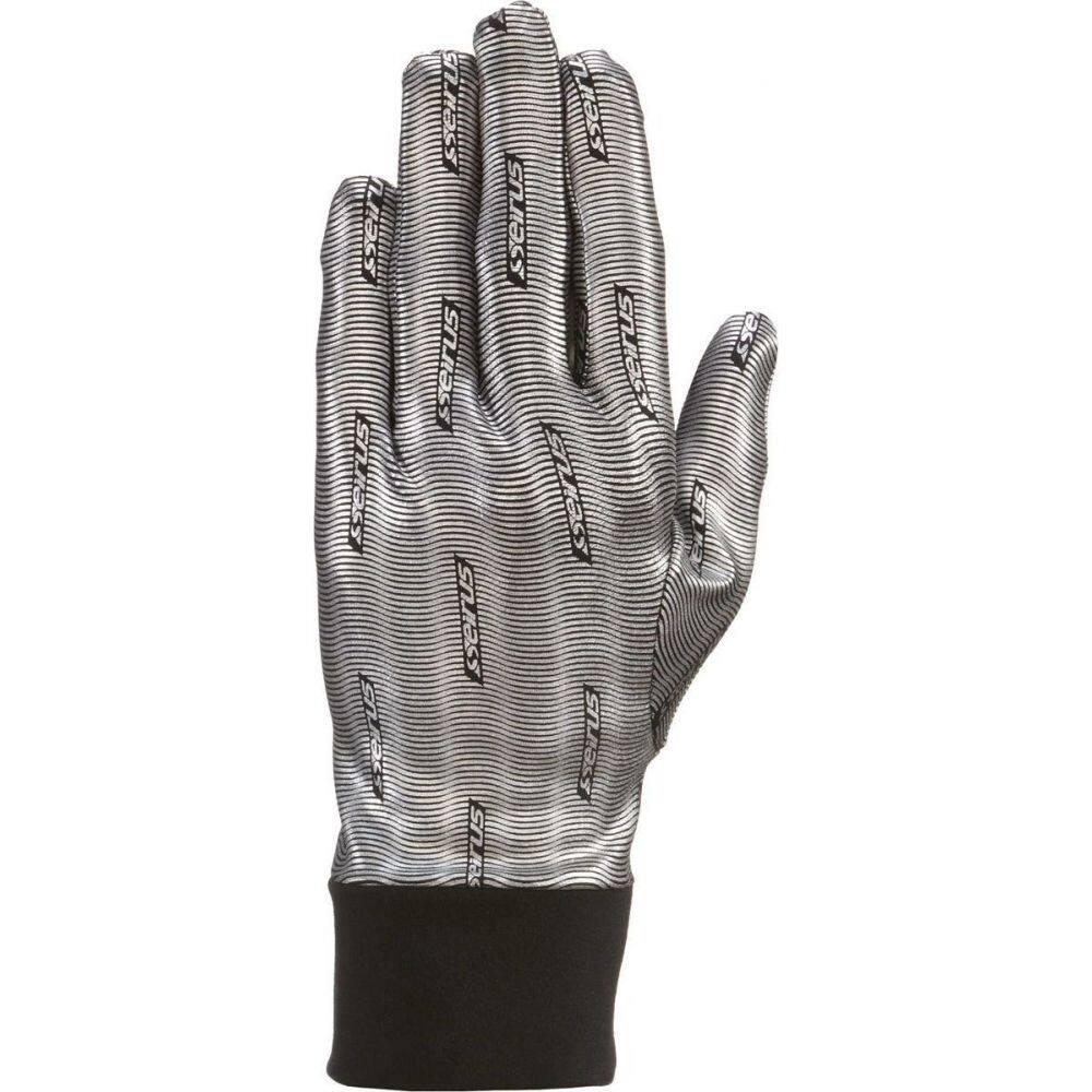 セイラス ユニセックス ファッション小物 手袋 グローブ Silver Heatwave お歳暮 Seirus Liner サイズ交換無料 Glove 激安超特価