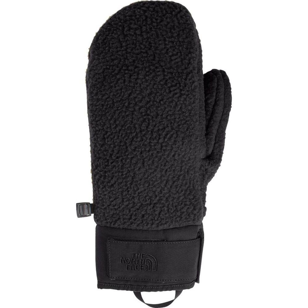 ザ 年末年始大決算 ノースフェイス ユニセックス ファッション小物 手袋 グローブ TNF Black 超激得SALE North The ミトン Sherpa Mitten Face サイズ交換無料