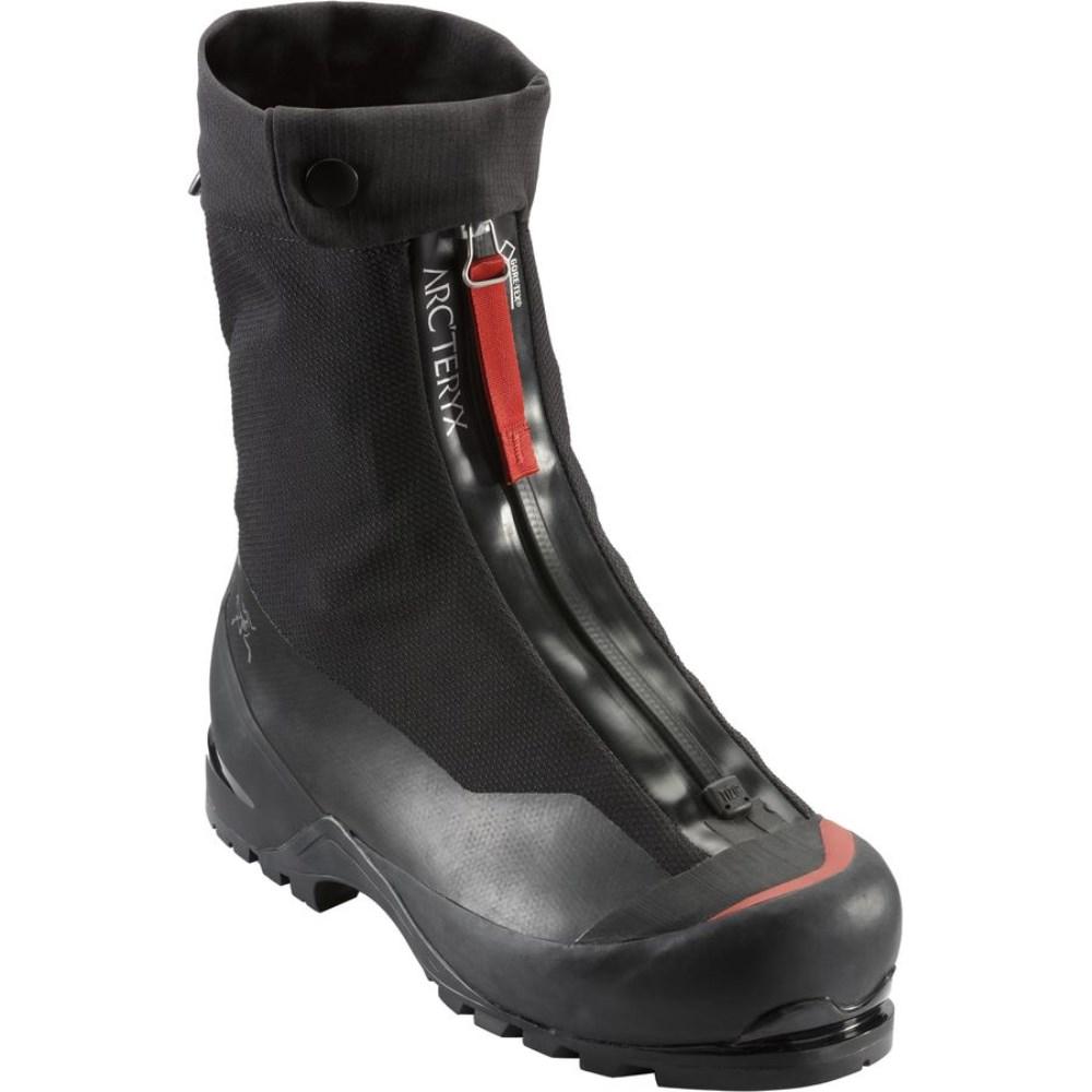 アークテリクス Arc'teryx メンズ ハイキング シューズ・靴【Acrux AR GTX Mountaineering Boot】Black/Cajun
