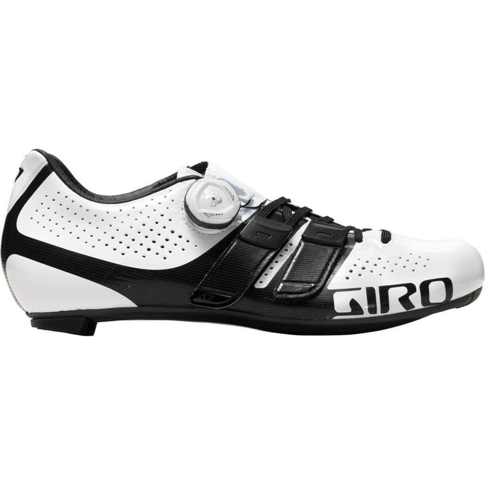 ジロ レディース 自転車 シューズ・靴 White/Black 【サイズ交換無料】 ジロ Giro レディース 自転車 シューズ・靴【Factress Techlace Cycling Shoe】White/Black