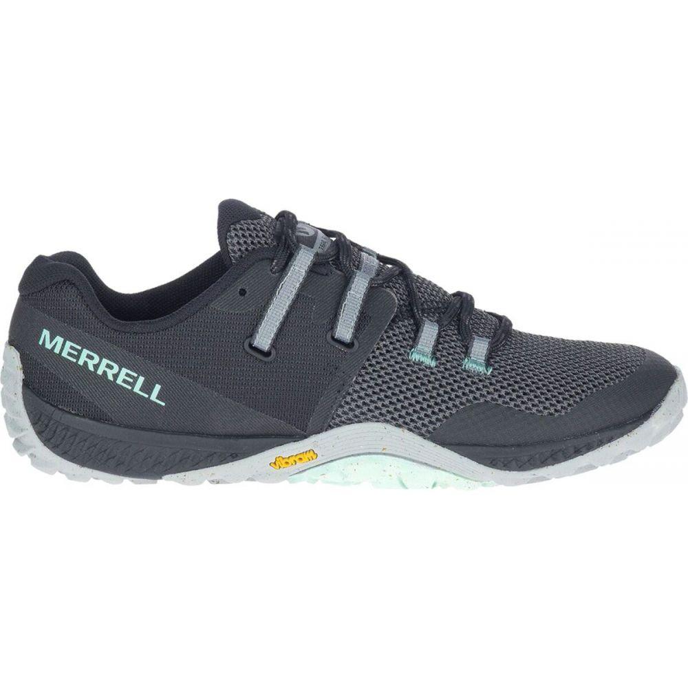 超特価SALE開催 メレル レディース ランニング ウォーキング シューズ 靴 Black 営業 Trail Merrell Shoe サイズ交換無料 Running Glove 6