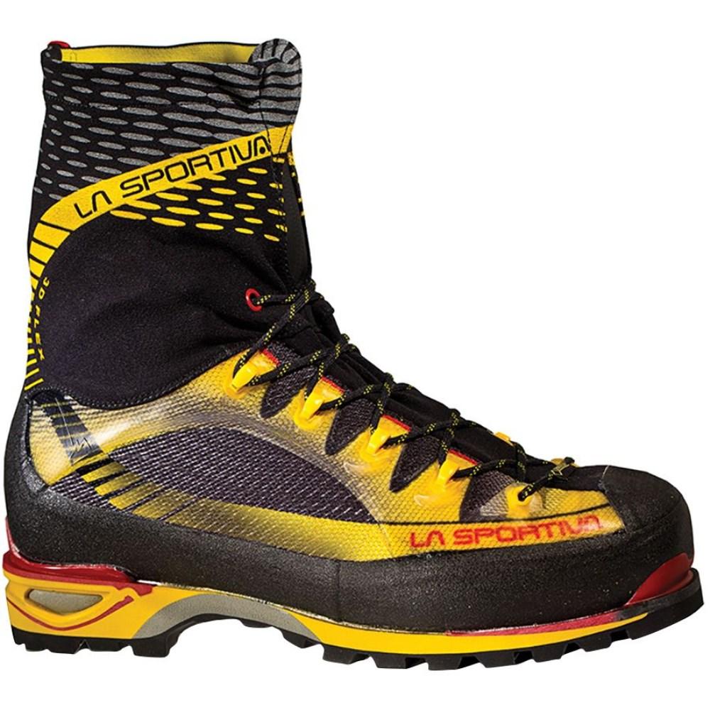 ラスポルティバ La Sportiva メンズ ハイキング シューズ・靴【Trango Ice Cube GTX Mountaineering Boot】Black/Yellow